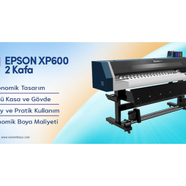 Epson XP600 Ecosolvent Makine