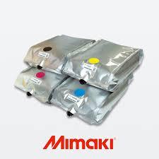 Mimaki Ecosolvent Boya