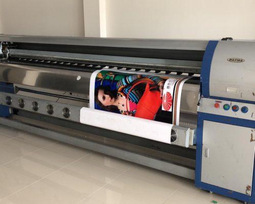 Maxima Konica Dijital Baskı Makinesi